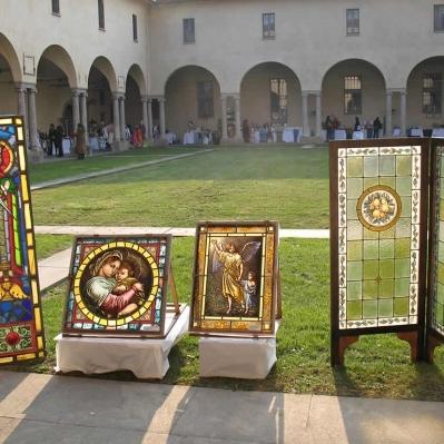 Chiosco del Museo Diocesiano della Basilica di Sant'Eustorgio