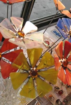 Fiori- Tecnica Tiffany