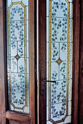 Door double door