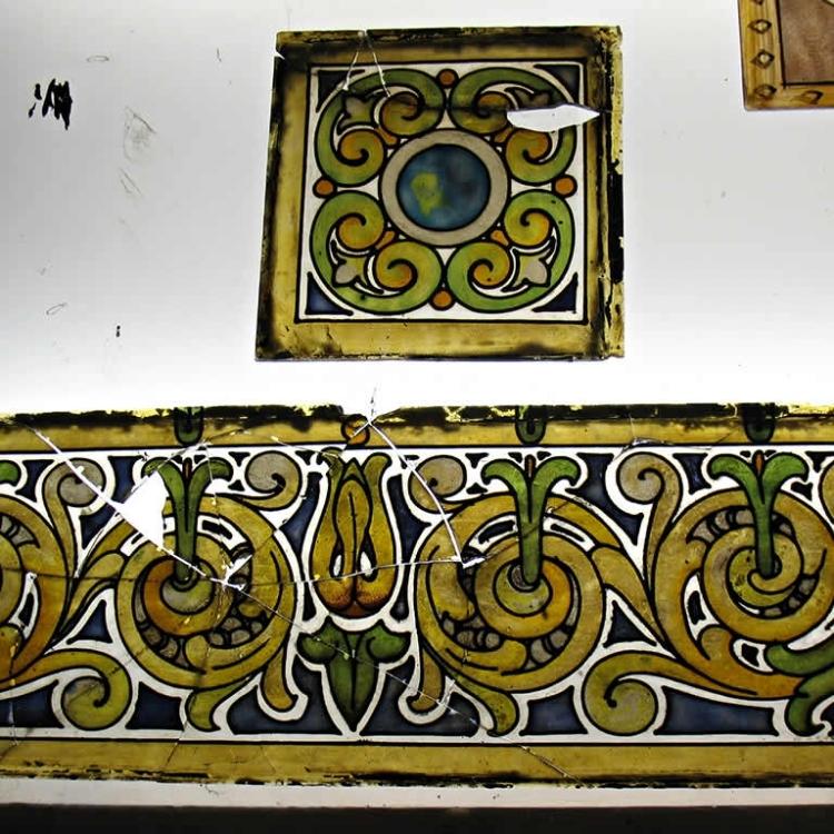 Bianca Bassi Restauro Vetrate Antiche